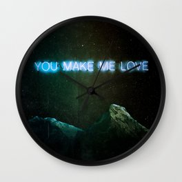 Unreasonable Wall Clock