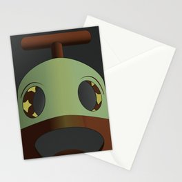 Nono the robot (reloaded) Stationery Cards