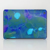 jelly fish iPad Cases featuring Jelly Fish by Ink and Paint Studio