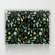 black green garden Laptop & iPad Skin