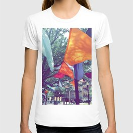 River Market Flags T-shirt