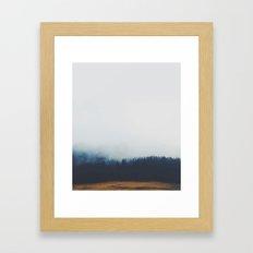 *Frozen In Time* #society6 Framed Art Print