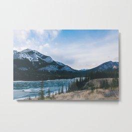 Barrier Lake, Alberta III Metal Print