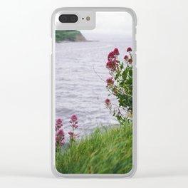 Irish Seaside II Clear iPhone Case
