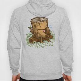 The Popsicle Log Hoody