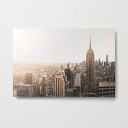 Empire Love Metal Print