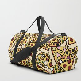 Pizza Heaven Duffle Bag