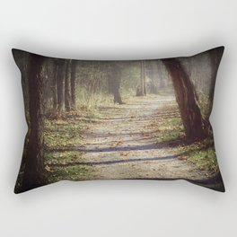 Wicked Woods Rectangular Pillow