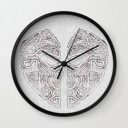 Mesoamerican 1 (Sketch) Wall Clock