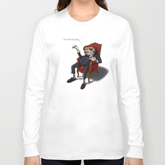 Fly in my soup! Long Sleeve T-shirt