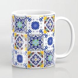 Talavera tile print Coffee Mug