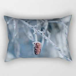 Frosty Cone Rectangular Pillow