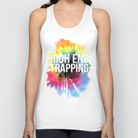 hippie Tank Tops featuring Hippie Love by STUDIO 85 LLC