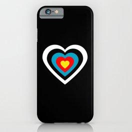 Love archery iPhone Case