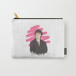 Harry in Suit Carry-All Pouch