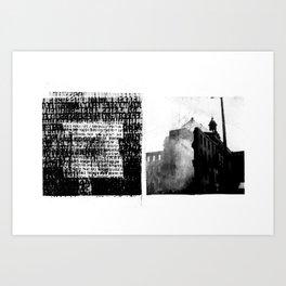 DUPLICITY / 05 Art Print