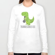 Tyrannosaurus Flex Long Sleeve T-shirt
