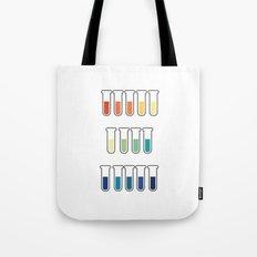 pH Indicators. Tote Bag