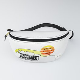 Disconnect Fanny Pack