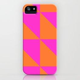 Summer Semaphore iPhone Case