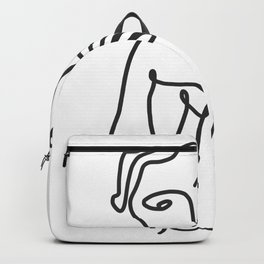 Just hanging out Backpack