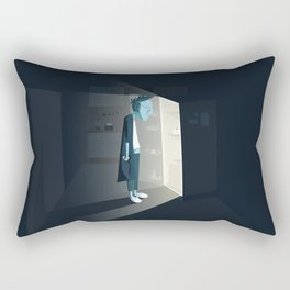 Late Snack Rectangular Pillow