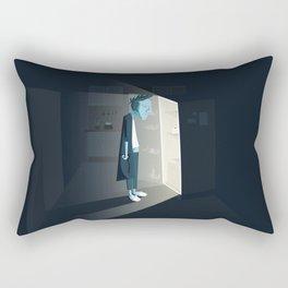 Late Snack Rectangular Pillow