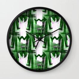 Happy St. Patrick's Day Dance... Wall Clock
