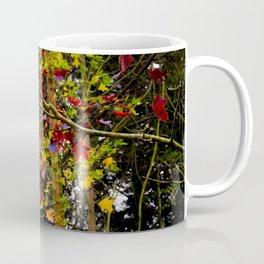 multicolored leaves Coffee Mug