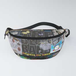 The Band Of Bet-a Fanny Pack