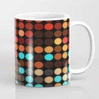 disco Mugs featuring Disco by DuckyB