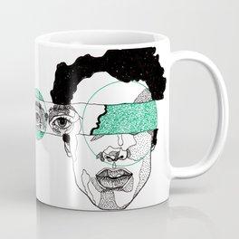 Draining Coffee Mug
