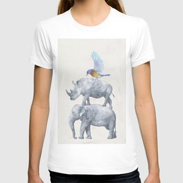 African Wildlife T-shirt