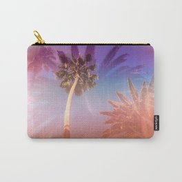 Palm Trees Kissing the Sky Carry-All Pouch