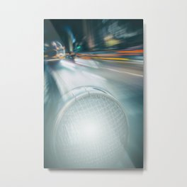 Life in the Fast Lane III Metal Print