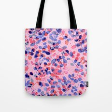 Synergy Coral Tote Bag