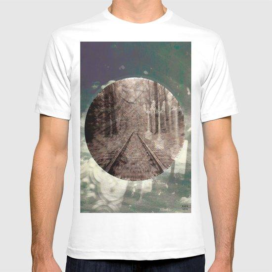 real world maze T-shirt