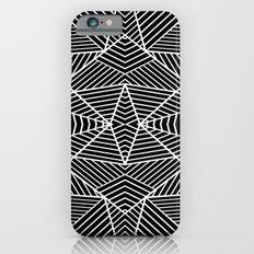 Ab Zoom Mirror Black iPhone 6s Slim Case