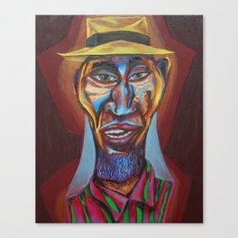 Sonny Rollins Canvas Print