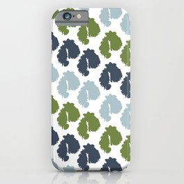 mount desert island iPhone Case