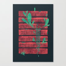 Power Chord Canvas Print