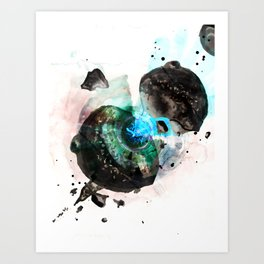 ALMA 5 Art Print