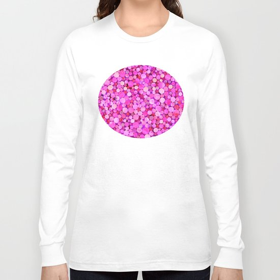 Confetti Pattern 01 Long Sleeve T-shirt