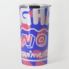 Ligado no Movimento Travel Mug
