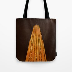 Rock Center Tote Bag