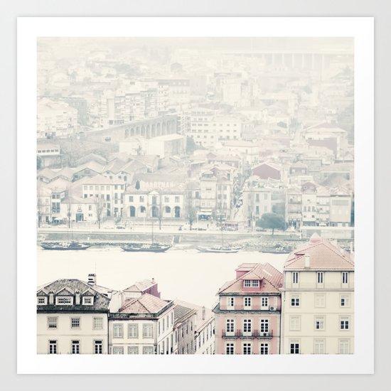 city Art Print