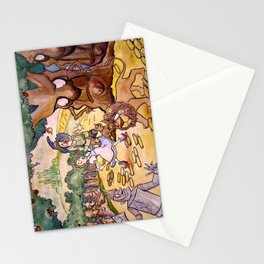 Apple Trees Stationery Cards