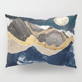 Midnight Winter Pillow Sham