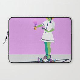 Crystal Intentions Laptop Sleeve