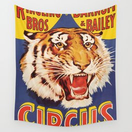 Ringling Bailey Wall Tapestry